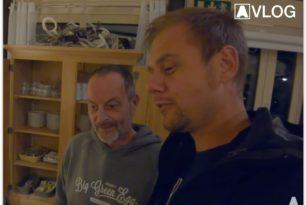 Vlog  Swedish Chefs Armin van Buuren