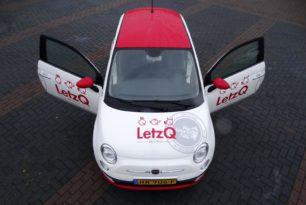 De nieuwe LetzQ fiat is er klaar voor